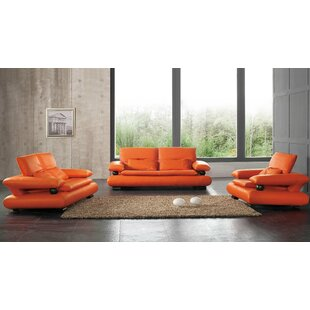 Latitude Run Aliyah Configurable Living Room Set