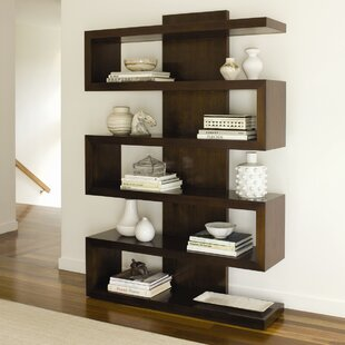 Harrison Geometric Bookcase by Brownstone Furniture