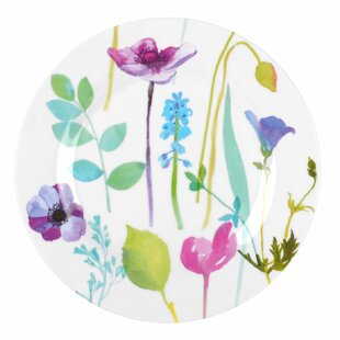 Water Garden Side Plate (Set Of 4) By Portmeirion