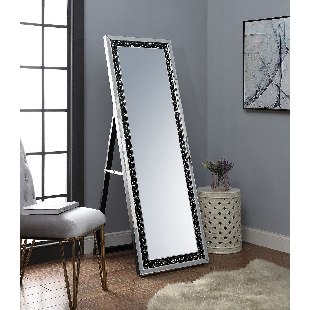 Glam Glass Full Length Mirrors You Ll Love In 2021 Wayfair