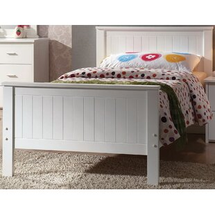 Harriet Bee Shari Panel Bed