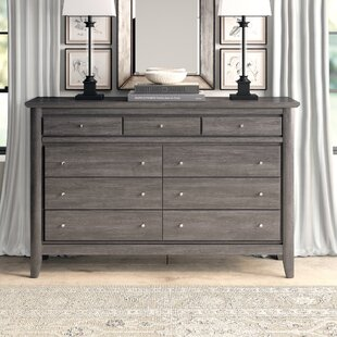 Suzette 9 Drawer Dresser by Greyleigh
