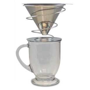 Barista Series Stainless Steel Pour over Drip Coffee Maker