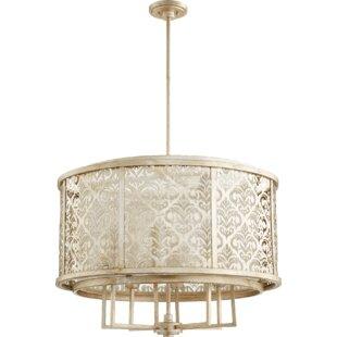Quorum Bastille 8-Light Pendant