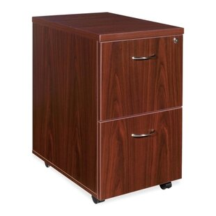 2-Drawer File/File Mobile Pedestal