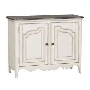 Gandy 2 Door Accent Cabinet by Astoria Grand