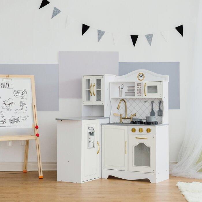 Little Chef Upper East Play Kitchen Set