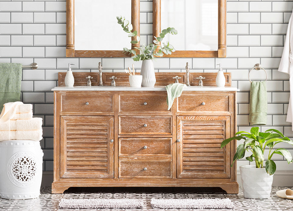 How To Pick The Perfect Bathroom Tile | Wayfair