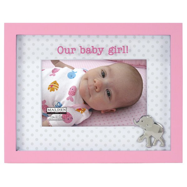 Baby Elephant Picture Frames | Wayfair