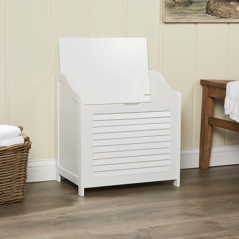 Wedmore Single Load Seated Laundry Hamper