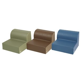 Cozy Woodland Library Soft Seating (Set of 3) by Children's Factory