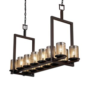 Leland 14-Light Drum Pendant