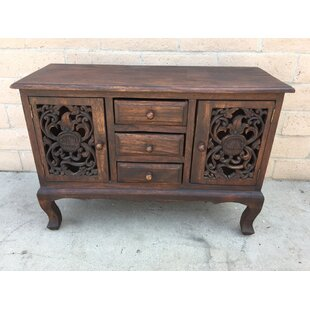 Allon 2 Door Accent Cabinet by August Grove