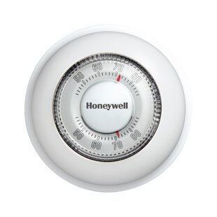 Honeywell Non-Programmable Dial Thermostat By White Rodgers