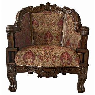 Gentlemen's Drawing Room Chair By Design Toscano