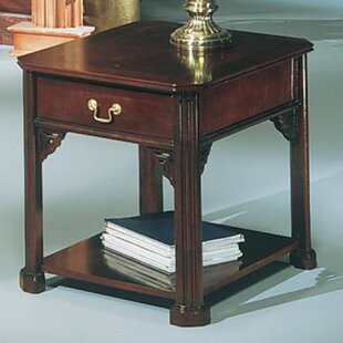 Governors End Table by Flexsteel Contract