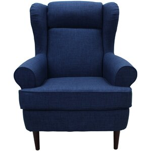 Fraserburgh Wingback Chair by Andover Mills