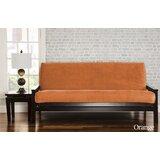 Housse pour futon à coussins carrés/rectangulaires Sierocka