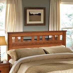 West Queen Open-Frame Headboard by Darby Home Co