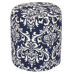 French Quarter Pouf