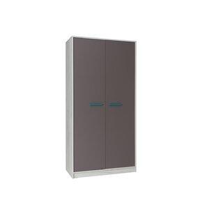 Farryn 2 Door Wardrobe By 17 Stories