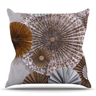 Venice By Heidi Jennings Outdoor Throw Pillow by East Urban Home