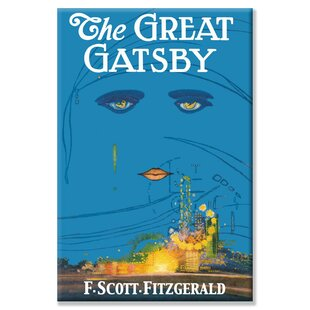 The Great Gatsby Graphic Art on Wrapped Canvas ByBuyenlarge