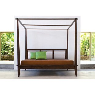 Harmonia Living California Canopy Platform Bed