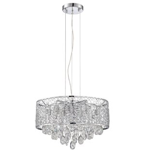 Hoban 10-Light LED Crystal Chandelier by ..