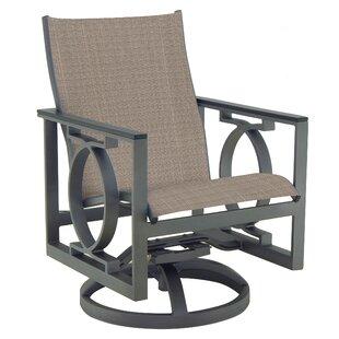 Sunrise Sling Swivel Rocking Chair
