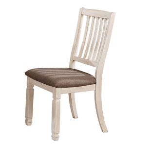 Journee Upholstered Dining Chair (Set of ..
