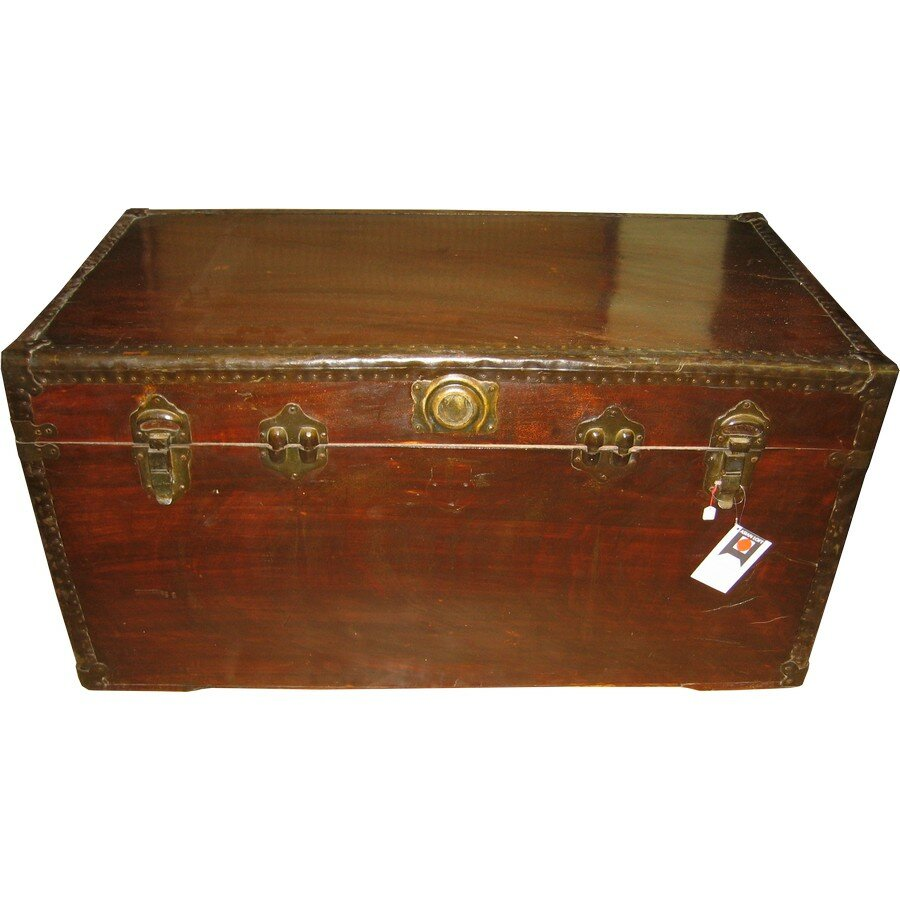 Adelina Accent Trunk By Bloomsbury Market