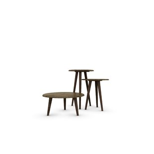 Morristown Mid Century Modern End Table (Set of 3) by George Oliver