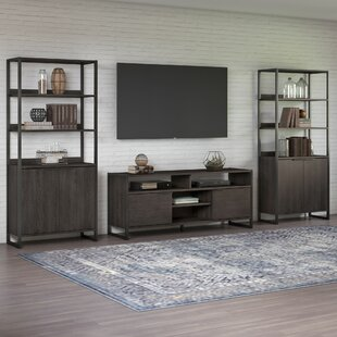 Quiroz Entertainment Center for TVs up to 70 by Williston Forge