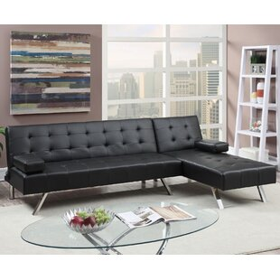 A&J Homes Studio Fairmont Sleeper Sectional