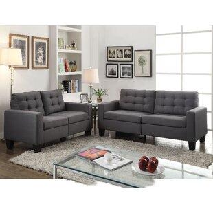 Yunpeng Configurable Living Room Set by Latitude Run