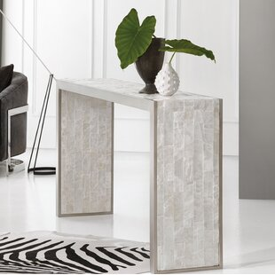Melange Emma Console Table..