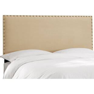 Mellie Upholstered Panel Headboard