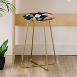 Spires Tessellate 25 Bar Stool by East Urban Home