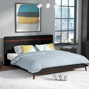 Lani Upholstered Platform Bed by Langley Street
