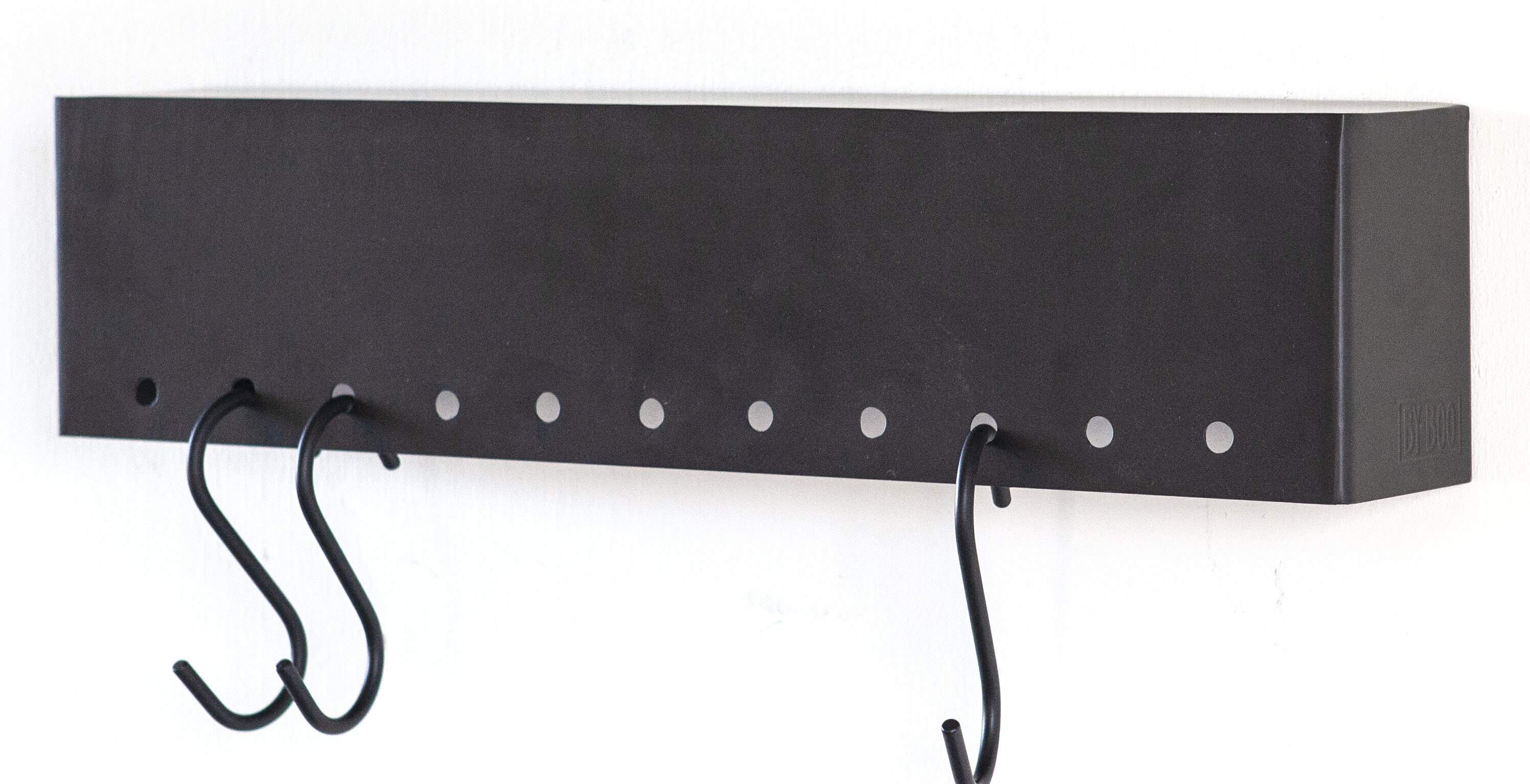 By Boo Captain Wall Mounted Coat Rack Wayfair