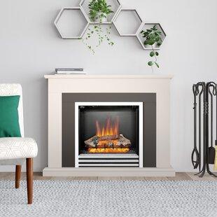 Preston Electric Fire Suite By BeModern