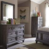 Sanuary 7 Drawer Dresser by Grovelane