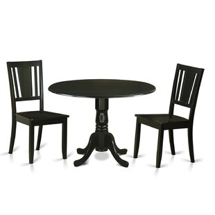 Dublin 3 Piece Dining Set by Wooden Importers No Copoun