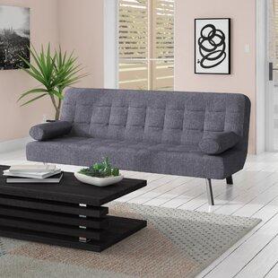 Ratliff 2 Seater Clic Clac Sofa Bed