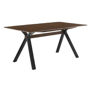 Zamarripa Solid Wood Dining Table