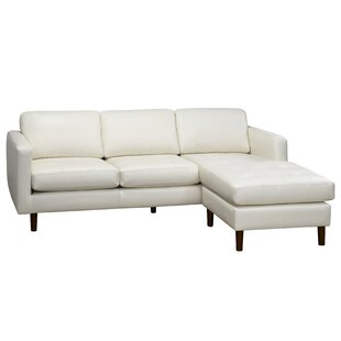 Dollie Leather Sectional