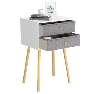 Preble 2 Drawer Nightstand by Wrought Studio