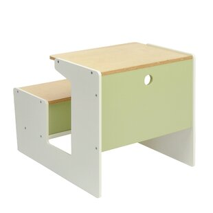 Plywood 17 Sled Desk by Offi