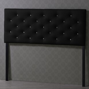 Inexpensive Viviana Upholstered Panel Headboard by Wholesale Interiors